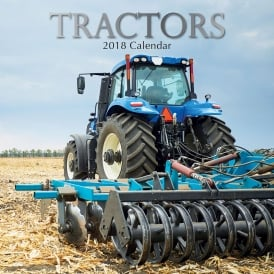 Gifted Stationery Tractors 2018