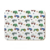Coleshill Design Tractors Large Kitchen Board - Ceinwen Campbell