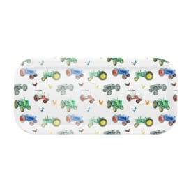 Coleshill Design Tractors Sandwich Tray - Ceinwen Campbell