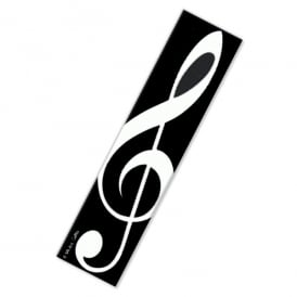 Music Gifts Company Treble Clef Bookmark
