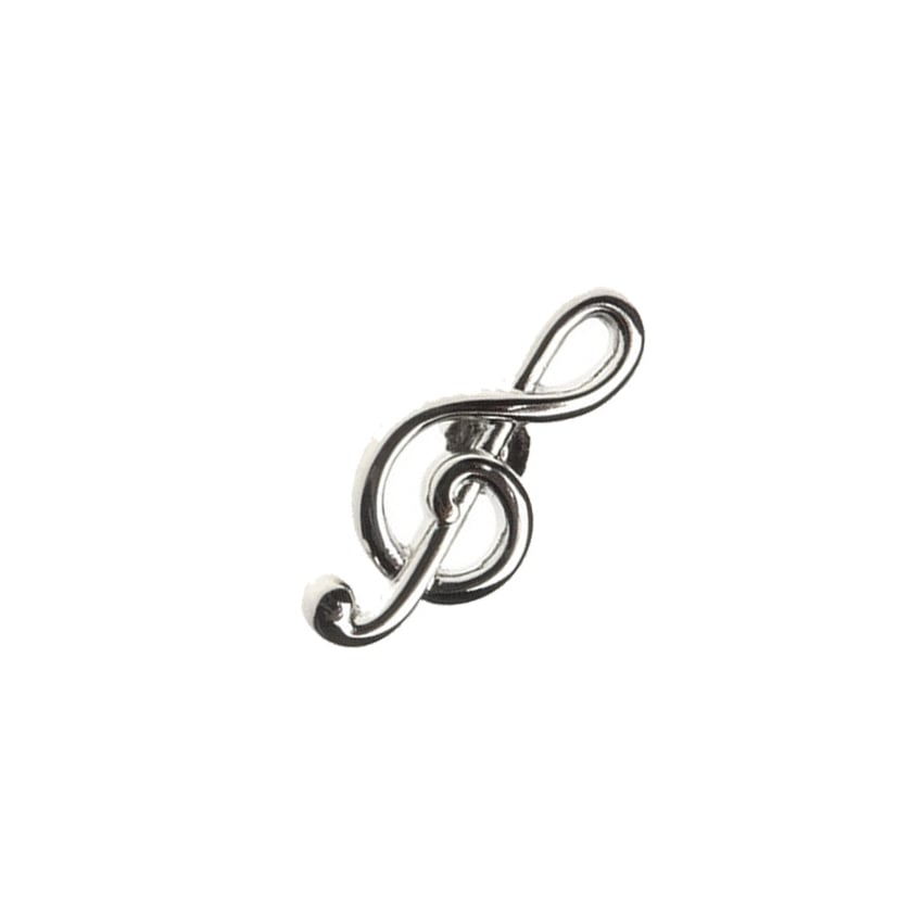 Music Gifts Company Treble Clef Fridge Magnet