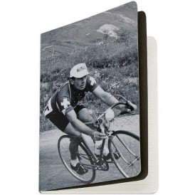 Catseye Vintage Racing A5 Cycling Notebook