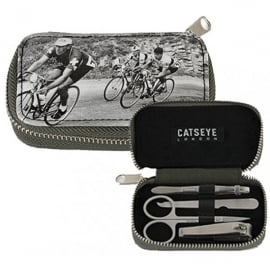 Catseye Vintage Racing Cycling Grooming Kit
