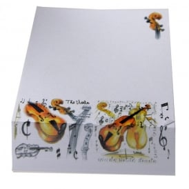 Little Snoring Violin Slant Pad