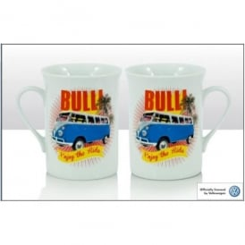 Elgate VW Bulli Enjoy The Ride Campervan Mug