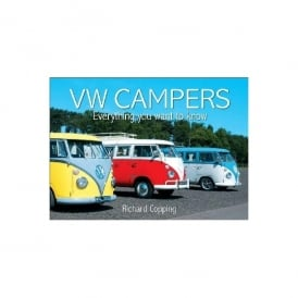 Salmon Art VW Campers - Everything You Wanted To Know