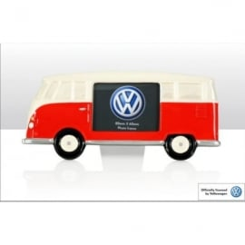 Elgate VW Campervan Red Photo Frame