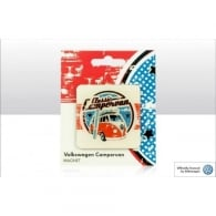 Elgate VW Classic Campervan Epoxy Fridge Magnet