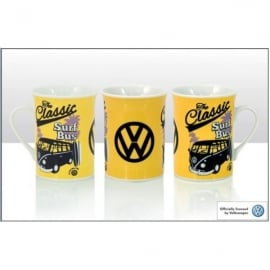 Elgate VW Classic Surf Bus Campervan Lippy Mug