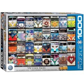 EuroGraphics VW Cool Bus Jigsaw - 1000 Pc