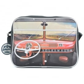 Half Moon Bay VW Dashboard Retro Bag