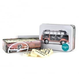 Half Moon Bay VW Domino Set in Tin Box