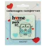 Elgate VW Home Is Where You Park It Epoxy Fridge Magnet