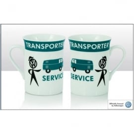 Elgate VW Mr Bubblehead Transporter Mug