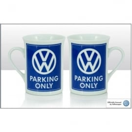 Elgate VW Parking Only Lippy Mug