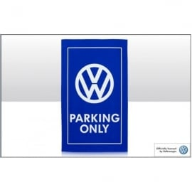 Elgate VW Parking Only Tea Towel