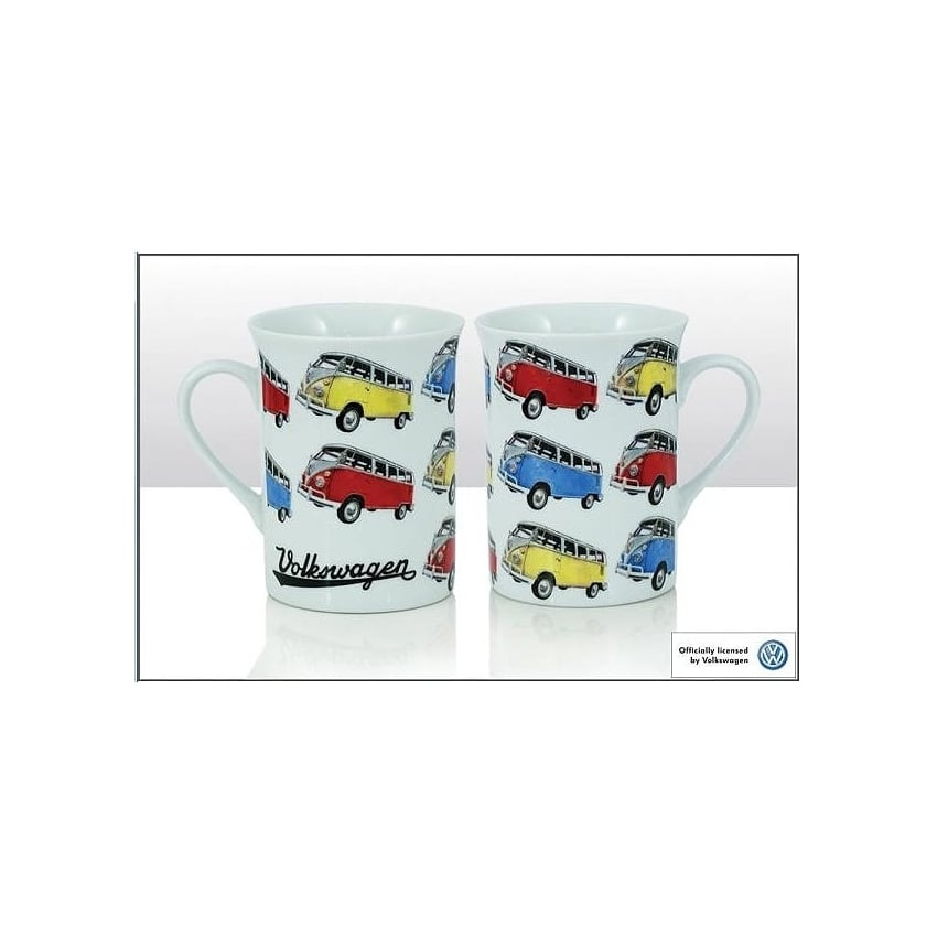 Elgate VW Pop Art Campervan Lippy Mug