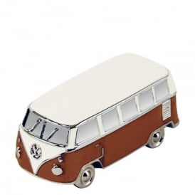 Brisa VW Premium Bus 3D Magnet - Red