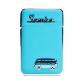 Brisa VW Samba Bus Lighter - Light Blue