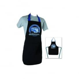 Vento VW T1 Bus Kitchen Apron in Blue