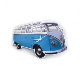 Brisa VW T1 Wall Clock - Blue