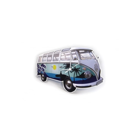 Brisa VW T1 Wall Clock - Surf Bus