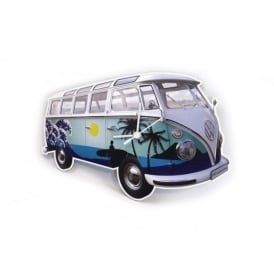 Brisa VW T1 Wall Clock - Surf Bus