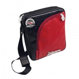 Brisa VW Tire Tread Tablet Bag - Red