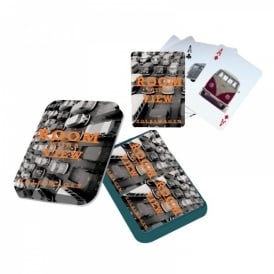 Half Moon Bay Westfalia T2 VW Car Park Playing Cards - Set of 2